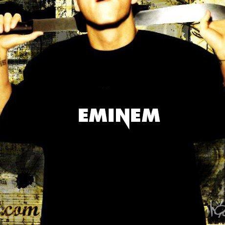 Buy Mens Black Eminem Letter Print T Shirt Men T shirt Novelty Streetwear Tshirt Music Skateboard C