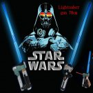 Buy Star Wars The Force Awakens Telescopic Lightsaber Weapons Sword with LED Light Sound  Bullets F