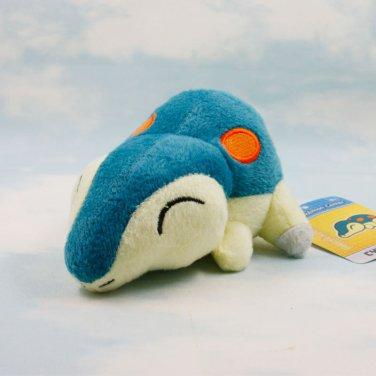 Buy Mini Pokemon Figure Plush Doll Toy 5.5 Cyndaquil Pikachu Charmander Gengar Bulbasaur Suicune Dr