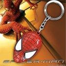 Buy Hot Movie Marvel Super Hero Spiderman Mask Keychains Spider Man Metal Keychain Pendant Key Chai