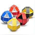 Buy 24 Blocks Shengshou Magic Cube Puzzle Strange shape Magic Ruler 3D Snake Toys Children Educatio