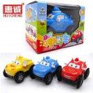 Buy 3pcs Pixar cars 2 Diecast Toy Car chirdrens toys NEW 1:55 cars pixar original car 10.5x7.5x8CM