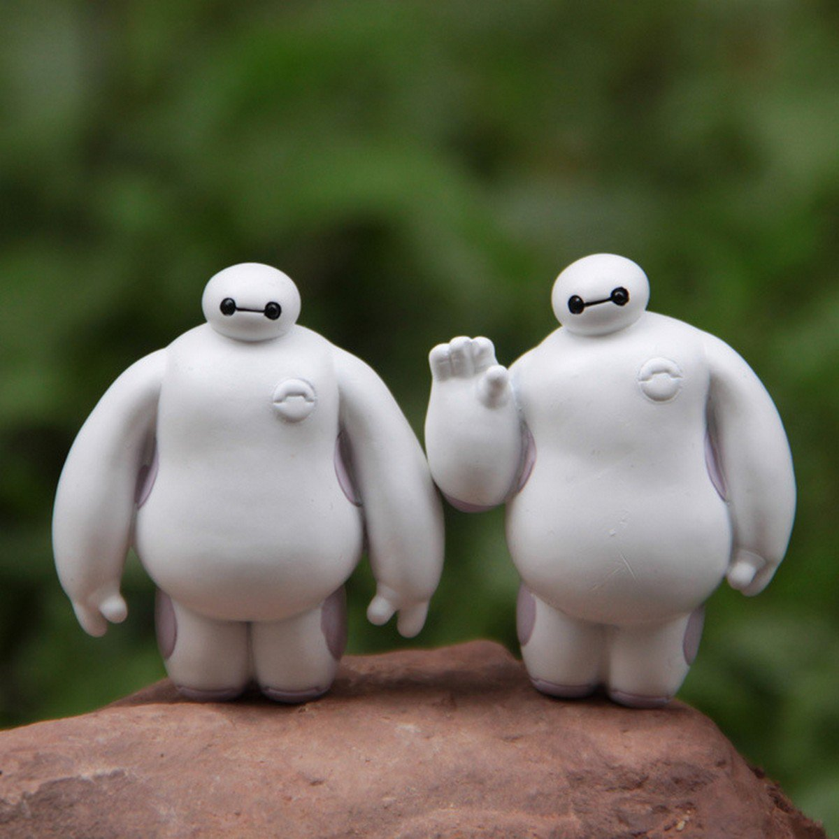 Buy Baymax Micro Potted landscape Gardening Accessories VASE  Cute  Action Figure Toys from Reliabl