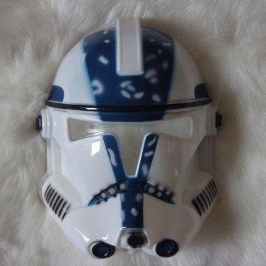 Buy Cosplay Halloween Festival Horror Super Hero Mask Star Wars Clone Troops Mask Plastic Masquerad