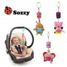 Buy Sozzy Newborn Baby Stroller Toys Butterfly Ladybug Owl Large sized Wind Chimes Bed Hanging Educ