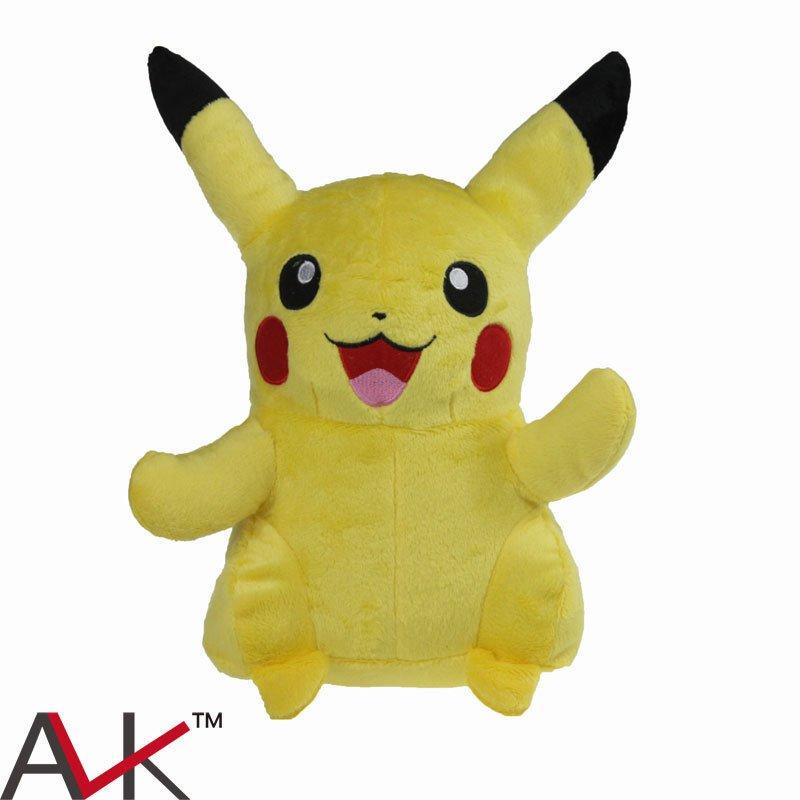 Buy Cute Pokemon Center Pikachu Plush Doll Figure Toy Mini Figure Minifigures Anime Pokemon Toy Bir