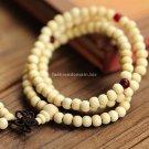 Buy Buddha charm Religious White sandalwood Garnet Separated beads108 Buddha Bracelets Men  Women h