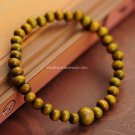 Buy Tibetan Chunky Chain 6mm Green  Red Sandalwood Wooden Buddha Bracelets Men and Women Religion C
