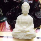Buy Buddhist Ethnic Charm Necklace for Women Jewelry Men Pendant Necklace Jewelry White Bone Carvin