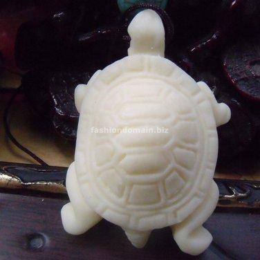 Buy Fashion Antique Bovine Bone Carving Pendant Necklace for Women Tortoise Necklace For Men Boy Gi