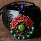 Buy Top Quality Fashion Necklaces for Women  Bohemian Ethnic Style Vintage Turquoise Long Necklace