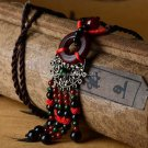 Buy Top Quality New Fashion Necklaces for Women  Bohemian Ethnic Vintage Tassel Long Necklace Women