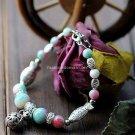 Buy Wholesale Charm Shambhala Jewelery Tibetan silver Hollow ball Fish High Quality Bracelets Refin