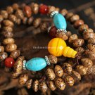 Buy Bodhi seed beads Xingyue exaggerated natural onyx bracelet original multi Shambhala Tibetan sil