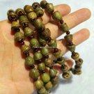 Buy Fashion Original design Natural Forsythia viridissima Bodhi Bracelets for Women 8MM Prayer Bead
