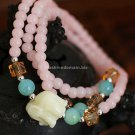 Buy High end Fashion Thailand Amulets Resin Acrylic Beads Buddha Bracelets Beach Vacations Jewelery