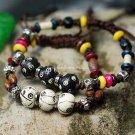 Buy Wholesale Tibetan Jewelery Bone beads Alloy Lovers Bracelets Gift Fashion Personality Charm Sha