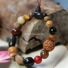 Buy Wholesale Tibetan Jewelery Religion Handmade Natural Tizi Beads Stretch Bracelets Men  Women Ch