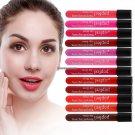 Popfeel Waterproof Tint Matte Liquid Lipstick Lip Gloss Long Lasting Lip Balm Pen 12 Colors Batom M