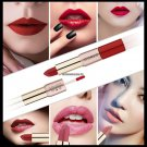 2 In 1 Dual Heads Matte Lipstick Lip Gloss Waterproof Liquid Lipstick Glitter Pintalabios Batom Ma
