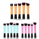 1pcs Sale Professional Fibre Cosmetic Makeup Tool Eyeshadow Powder Blush Brush Set Foundation  Alum