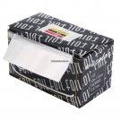 "1 Roll 3.9""x 164' Nail Art Transfer Foils Nail Tool Manicure Sticker Aluminum Foil Sliver DIY Decal"