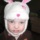 Minky Bunny hat