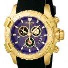 Invicta Men's Specialty Chronograph Black Rubber