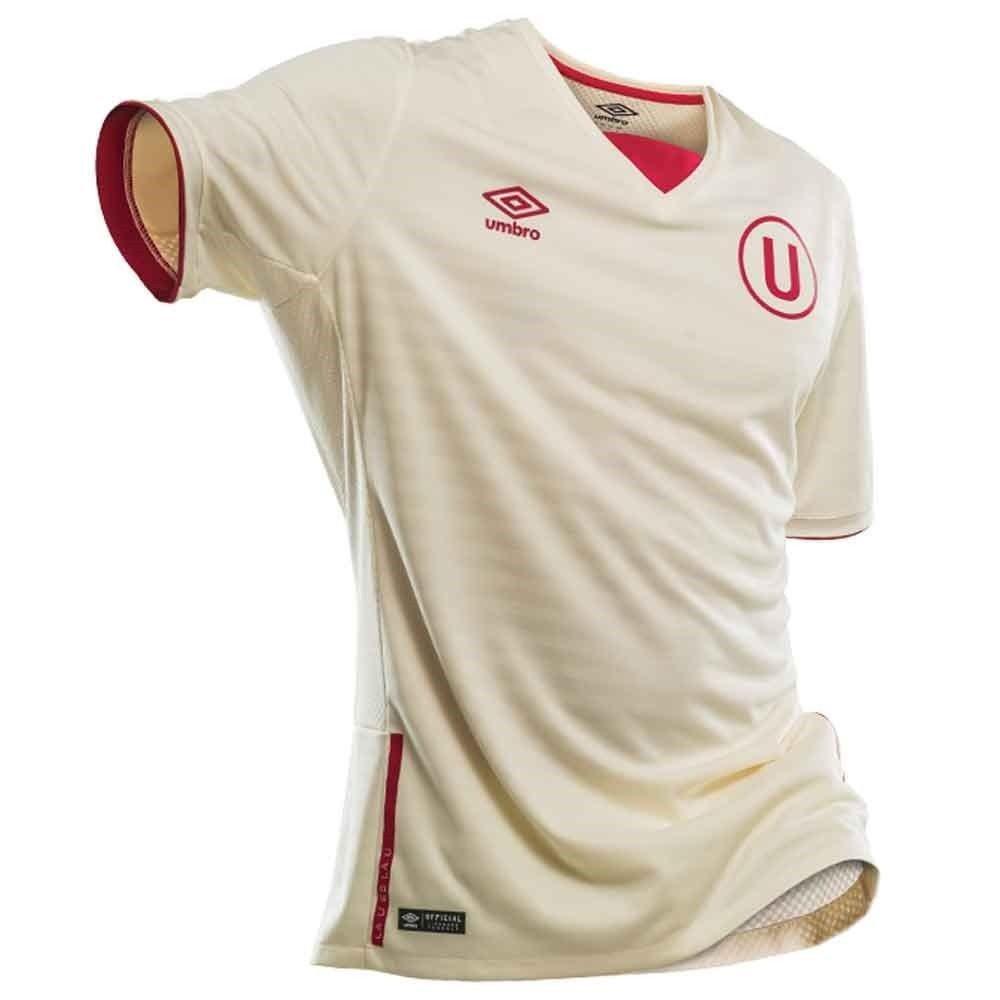 2016/17 Universitario de Deportes Home Umbro Football Shirt Size L