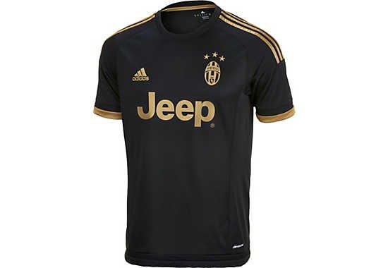 Adidas Juventus 2016 Away 3rd Jersey size Mens Large