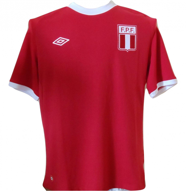 Umbro Peru Official Away 3rd Jersey Adult size M