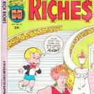 Richie Rich Riches Comic Book No 37 (Poor Little Rich Boy, 1) [Comic]