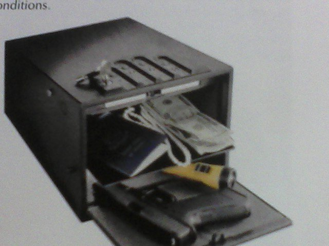 Gun Safe: GunVault Safe