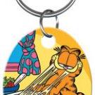Key Chains: GARFIELD- Garfield & Lasagna Key Chain
