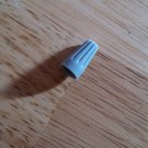 Wire Nuts: Gray 22-16 wire nuts