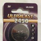 Remote Batteries: Renata UL2450 Lithium 3 V battery