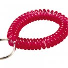 Key Chains: Wrist Coil Key Chain - LUCKY LINE PRODUCTS INC