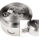 "Padlocks:American Lock A2500 KA 13033 2-7/8""WIDE,1-1/2""THK,ROUND,SOL"