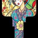 Key Blanks: Key Blank AI2 - Geisha - Weiser