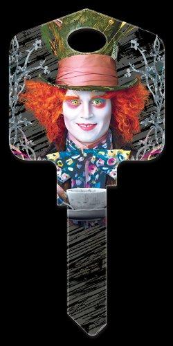 Key Blanks: Key Blank D58 - Disney's The Mad Hatter- Weiser