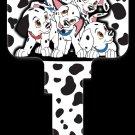 Key Blanks: Key Blank D78 - Disney's 101 Dalmatians- Weiser
