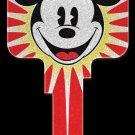 Key Blanks: Key Blank D91 - Disney's Mickey Mouse Glitter- Weiser