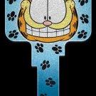 Key Blanks: Key Blank G7 - Garfield Glitter- Kwikset