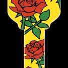Key Blanks: Key Blank HK18 - Roses - Schlage