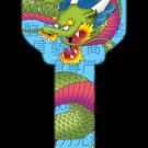 Key Blanks: Key Blank HK36 - Dragon- Kwikset