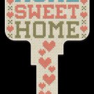 Key Blanks: Key Blank KL11- Home Sweet Home- Weiser