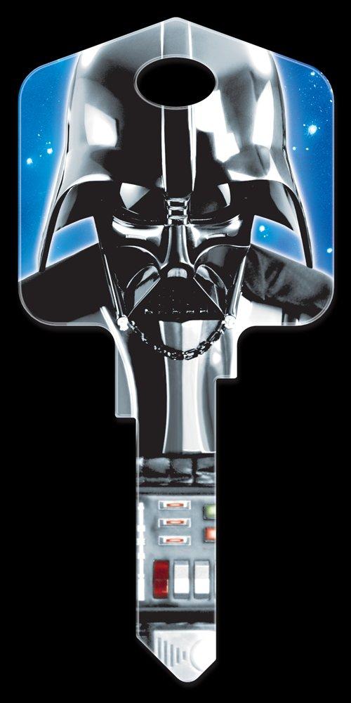 Key Blanks: Key Blank SW1 - Darth Vader- Kwikset