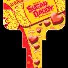 Key Blanks: Key Blank TR2 - Sugar Daddy- Weiser