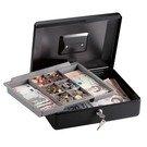 Safes: Master Lock Model No. CB-12ML  Safe box w/handle and tray