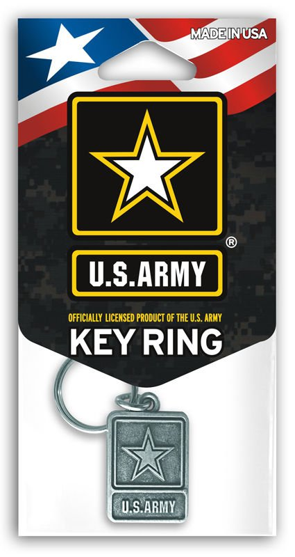 Key Chains: Real Super Hero's Army Key Chains